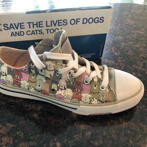 Skechers BOB's Dandy Dogs Size 5.5